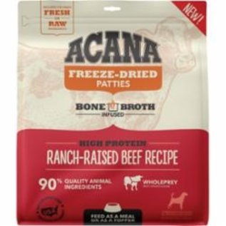 Acana Dog FD Patties Beef 14oz