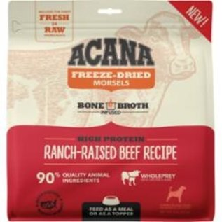 Acana Dog FD Morsels Beef 8oz