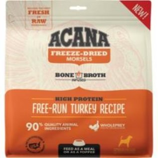 Acana Dog FD Morsels Turkey 8oz