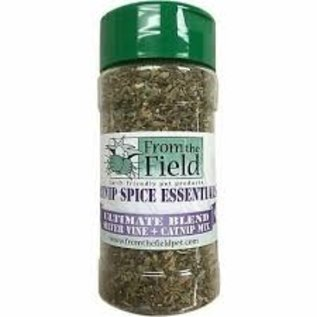 From the Field From the Field Catnip Spice Essentials Ultimate Blend Silver Vine Mix 10 Grams