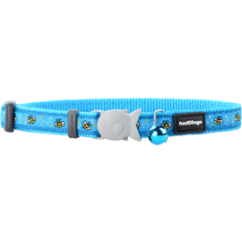 Red Dingo Red Dingo Collar Cat Bumble Bee Turquoise