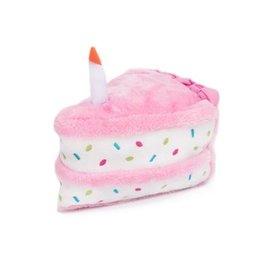 Zippy Paws Zippy Paws Birthday Cake Pink
