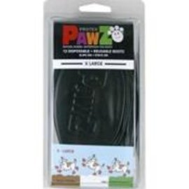 Protex Pawz Pawz Dog Boots XL 12 Count
