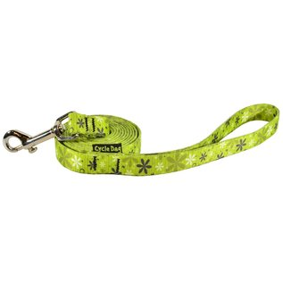 Cycle Dog Cycle Dog Collar Large Retro Flowers Mint