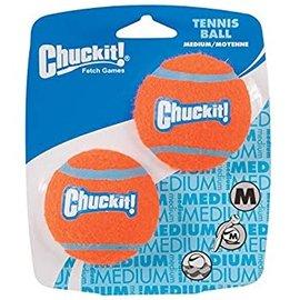Chuckit! Dog Tennis Ball MD 2Pack
