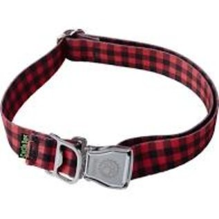 Cycle Dog Cycle Dog Red Plaid Collar SM