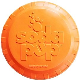 Soda Pup SodaPup Bottle Top Flyer Small Orange Squeeze