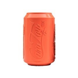 Soda Pup SodaPup Can Toy Small Orange Squeeze