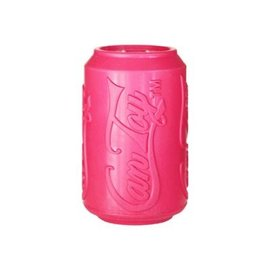 Soda Pup SodaPup Puppy Can Toy Medium Pink