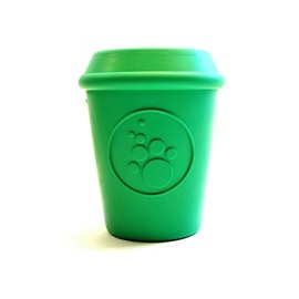 Soda Pup SodaPup Coffee Cup Large Green