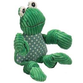 Huggle Hound HuggleHounds Frog Knottie SM
