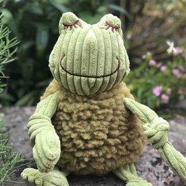 Huggle Hound HuggleHound Fiona the Frog Knottie LG