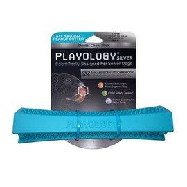 Playology Playology Dental Chew Stick Peanut Butter Medium
