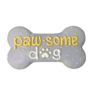 Bosco & Roxy Pawsome Dog Bone Cookie