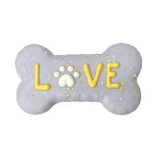 Bosco & Roxy Love Bone Cookie