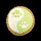 Bosco & Roxy Yin Yang Cookie