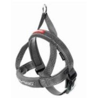 EzyDog EzyDog Quick Fit Harness Gray XS