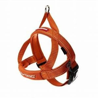 EzyDog EzyDog Quick Fit Harness Orange SM