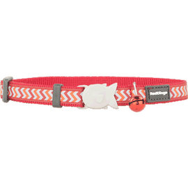Red Dingo Red Dingo Collar Cat Reflective Ziggy Red