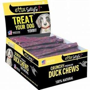 """Etta Says! Etta Says! Dog Crunchy Buffalo Chew 4.5"""""""