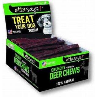 """Etta Says! Etta Says! Dog Crunchy Deer Chew 4.5"""""""