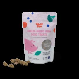 West Paw West Paw Dog FD Pork Treats 2.5oz