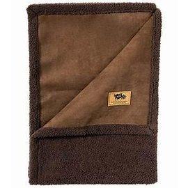 West Paw West Paw Big Sky Blanket Chocolate LG