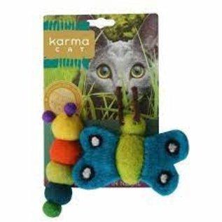 Distinctly Himalayan Distinctly Himalayan Wool Cat Backyard Critters