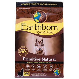 Earthborn Dog GF Primitive Natural 4#