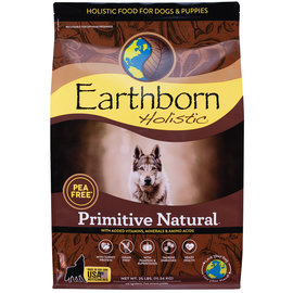 Earthborn Earthborn Dog GF Primitive Natural 12.5#