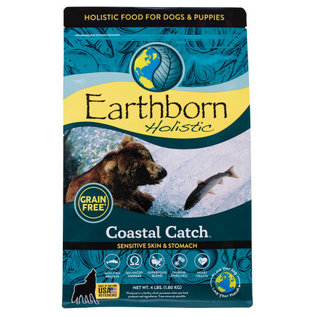 Earthborn Dog GF Coastal 4#