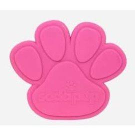 Soda Pup Sodapup Pink Nylon Paw Print