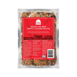 Open Farm Dog Gently Cooked Raw Beef 8oz