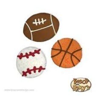 Bosco & Roxy's Sport Balls Cookie