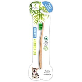 Pure and Natural Pure & Natural Canine Bamboo Toothbrush SM