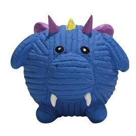 Huggle Hound Huggle Hound Dog Toy Dragon Ruff Tex Ball Large