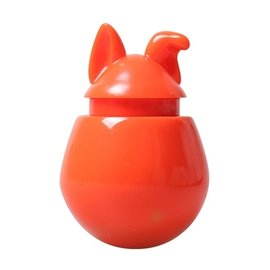 Doyen World DoyenWorld Dog Interactive Toy Tangerine