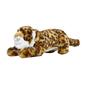 Fluff & Tuff Lexy Leopard Dog Toy