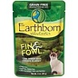 Earthborn Earthborn GF Fin and Fowl Cat Pouch 3oz