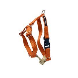 Wagwear Wagwear Contrast Harness Medium Orange