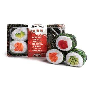 Fabcat Tray Sushi Rolls  5CT