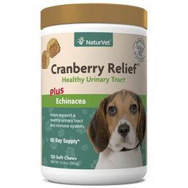 Naturvet Naturvet Cranberry Relief Dog 60 ct