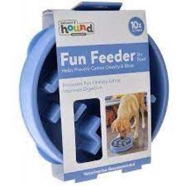 Outward Hound Outward Hound Fun Feeder Blue Large