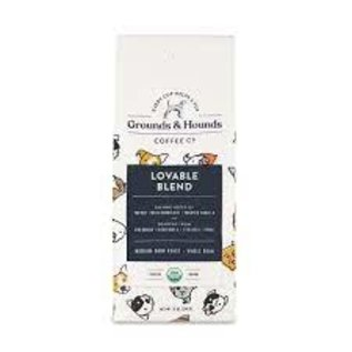 Grounds&Hounds Grounds&Hounds Coffee Lovable Blend