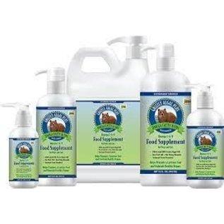 Grizzly Dog Cat  Algal Oil Plus 32oz