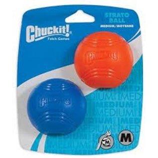 Chuckit! Dog Strato Ball Medium 2 Pack