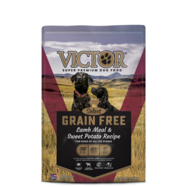 Victor Victor Super Premium Dog Food GF Lamb Meal 5#