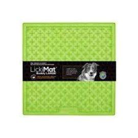 LickiMat Licki Mat Buddy Green