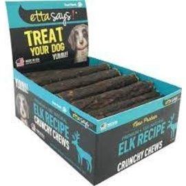"""Etta Says! Etta Says Dog Crunchy Elk Chew 4.5"""""""