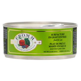 Fromm Fromm 4 Star Cat Surf & Turf  5.5oz